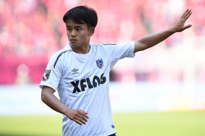 FC東京、C大阪に敗れて13戦目で今季初黒星…久保建英は3試合連続ゴールならず