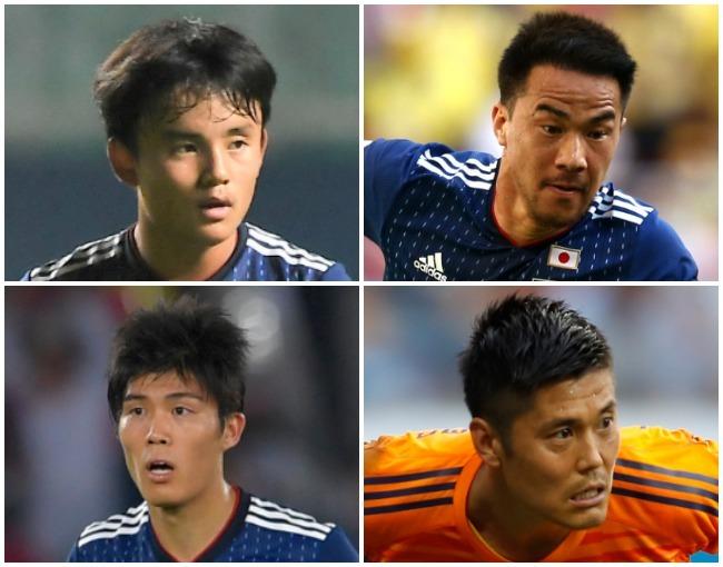 サッカー 日本代表 コパ アメリカメンバーを発表 久保建英 安部裕葵のヤングスターが選出