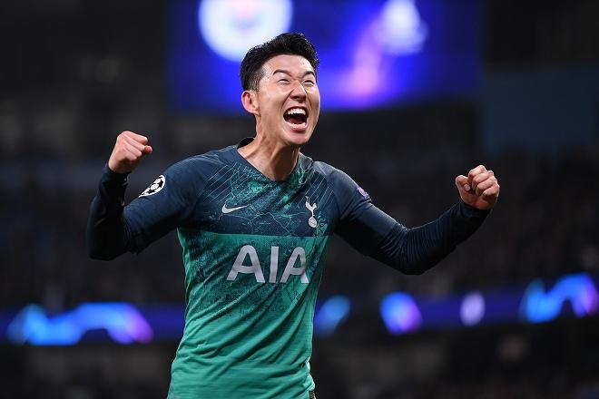 """ソン・フンミンは""""アジア史上最高""""の選手になれるか? 韓国内で話題沸騰、パク・チソンも「CL優勝を」と熱いエール"""