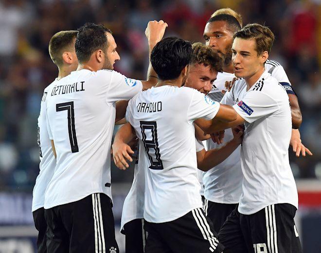 スペインに続き、ドイツの東京五輪出場が決定!デンマークは得失点差「1」及ばず無念の敗退【U-21欧州選手権】