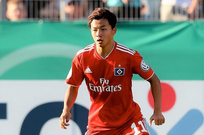 「彼の未来はハンブルクにはない」伊藤達哉は東京五輪を目指し移籍志願か。地元紙が報道