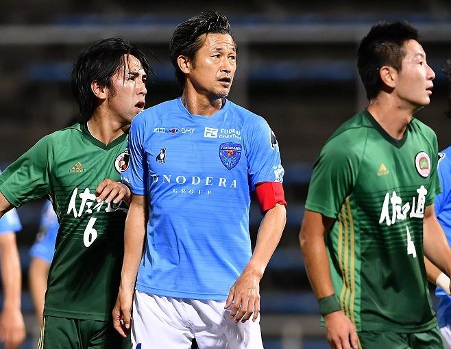 【天皇杯】法政大が日本代表FW上田綺世抜きで東京Vに快勝! カズ先発の横浜FCは仙台大に逆転勝ちで3回戦へ