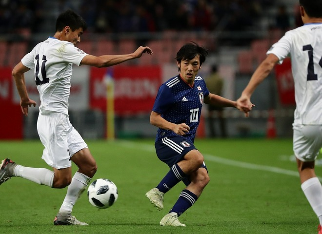 森保ジャパンとW杯2次予選で同居する4か国との対戦成績は? 唯一土を付けられたのは──