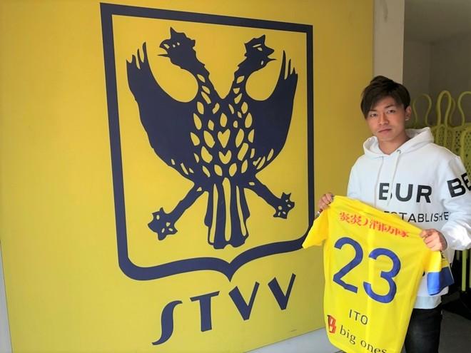 「東京五輪に向けて数字を残したい」ハンブルク伊藤達哉がSTVVに完全移籍! ベルギー・リーグ10人目の日本人選手に