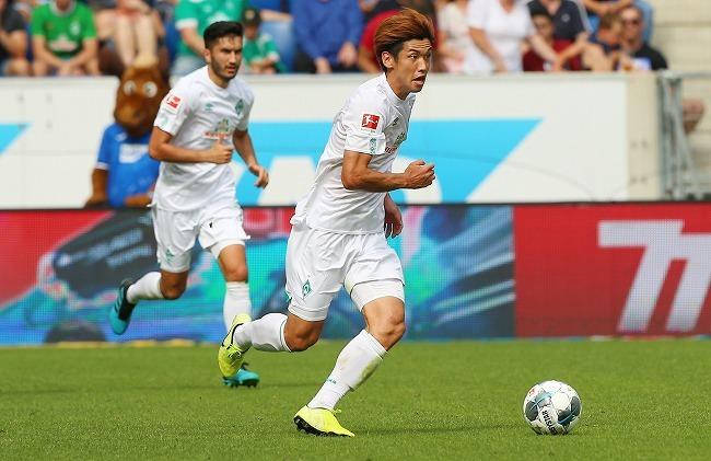 大迫勇也が今季ブンデス初ゴールもブレーメンは2連敗…。ホッフェンハイムとの打ち合いを落とす