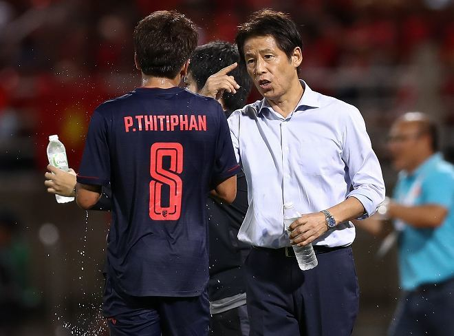「采配に脱帽!」「ニシノの才能があれば…」タイを快勝に導いた西野朗監督の手腕を現地メディアと識者が絶賛!