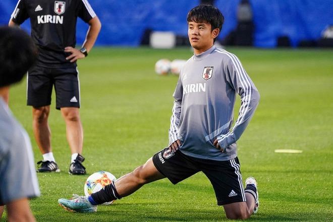 「個人的には好き」久保建英がW杯で快進撃を見せるラグビー日本代表について言及!