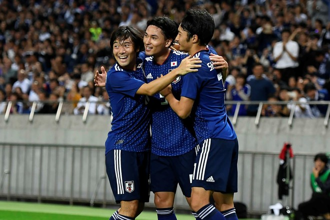 南野の森保ジャパン最多8得点目など大量6ゴールでモンゴルに大勝!W杯アジア2次予選、2連勝を飾る