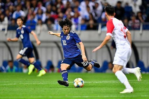 日本とモンゴルのシュート数は驚愕の…。アジア2次予選を戦う意義はなんなのか