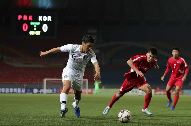 """観客なし、テレビ中継なし、ゴールもなし! 異例づくしだった""""北朝鮮vs韓国""""の全容が明らかに【W杯アジア予選】"""