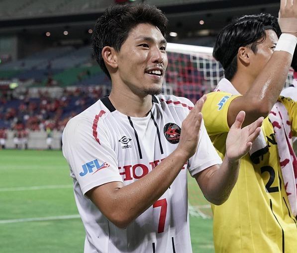 【天皇杯】狙うはJ1首位の鹿島斬り!社業との両立でアマ最強軍団Honda FCを支える26歳ボランチの人間力