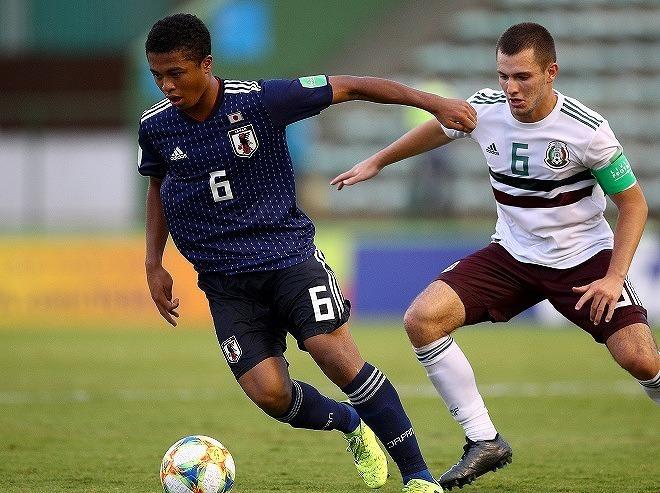 「素晴らしかった日本の中盤が…」メキシコに屈した森山ジャパンの敗退をFIFA公式はどう伝えた?【U-17W杯】
