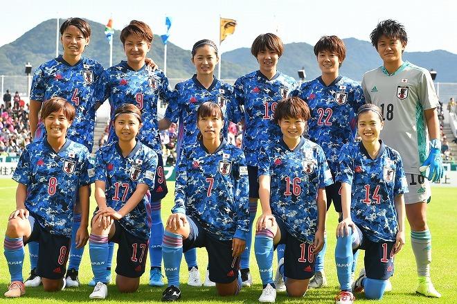 【なでしこジャパン】12月10日から開幕のE-1選手権に臨むメンバー23人を発表!