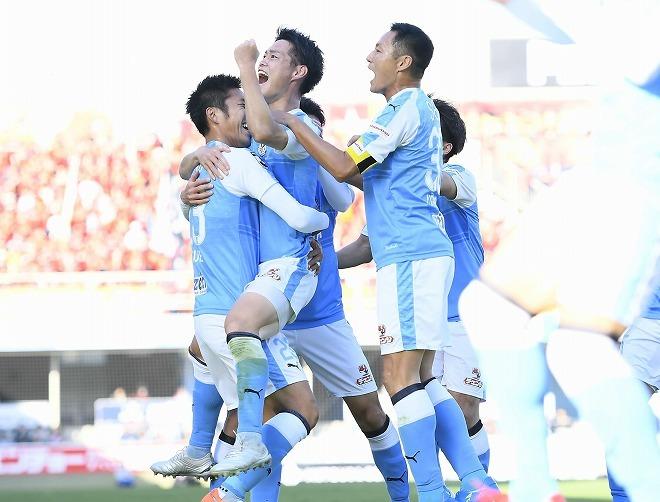 J2降格確定とともに進化の兆しも…磐田、リーグ2連勝の戦いぶりは来季のベースとなるか?