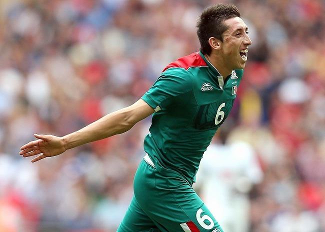 ロンドン五輪で金メダルを獲得したメキシコ代表MFが東京オリンピックに参戦か? 「ぜひ行きたい」と意欲満々