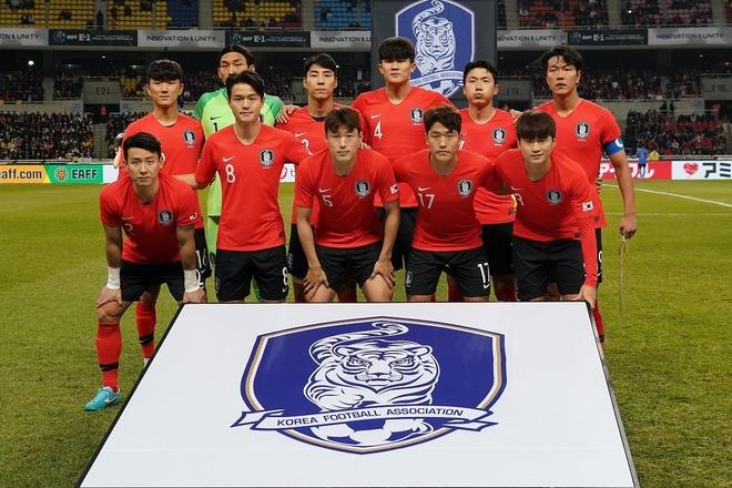 韓国が東京五輪行きの切符を獲得! 2-0の快勝で豪州を下し9大会連続11回目の出場