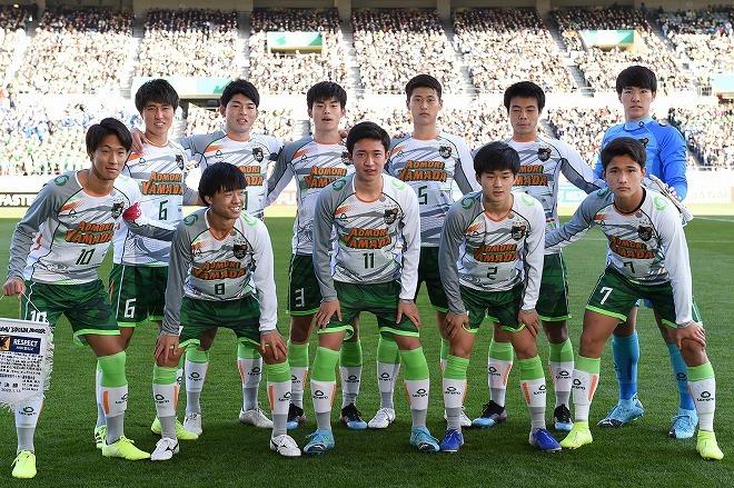 選手権のヒーローたちが集結!日本高校サッカー選抜に静岡学園、青森山田などから26名を選出