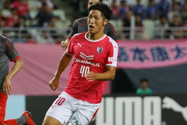 C大阪のFW安藤瑞季が町田へ期限付き移籍!昨季はJ3で11ゴールを記録