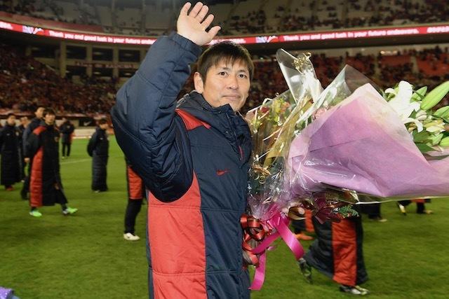 「鹿島V6」「どちらも精悍な良い顔」中田浩二が投稿した同期との2枚の写真にファンも大興奮