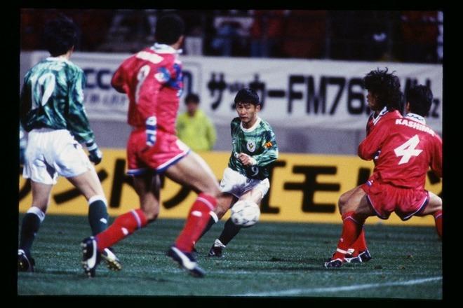 松木安太郎が選ぶJ歴代最強チーム「初代王者を争ったクラブを選びたい。優勝の要因は…」