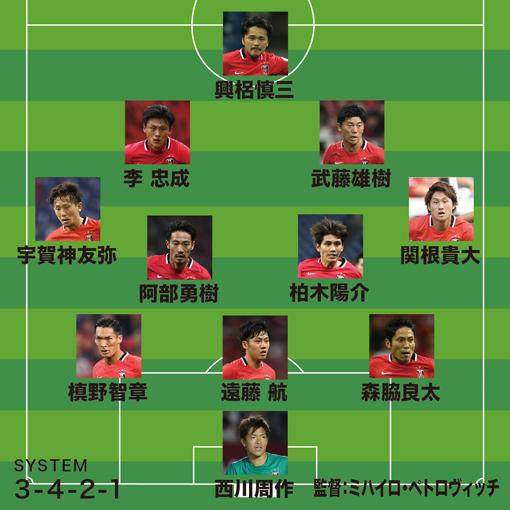 興梠慎三が選ぶJ歴代最強チーム「数字が強さを物語る。ミシャのサッカーがハマって負ける気がしなかった」