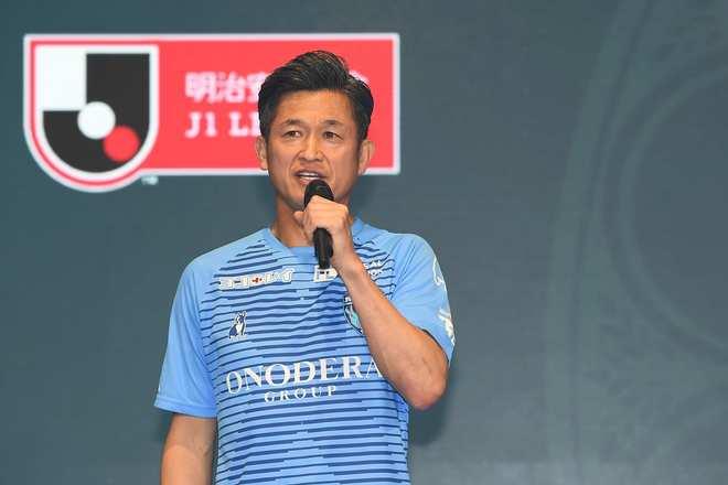 【横浜FC】「いろんな葛藤があった」サッカーから離れた期間、カズが感じていたことは?