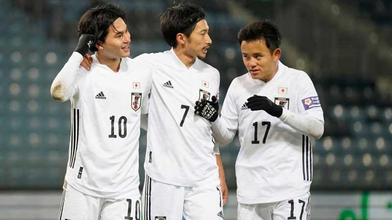 前半苦戦のサッカー日本代表、選手交代をきっかけに攻勢に。南野のPKでパナマに完封勝利