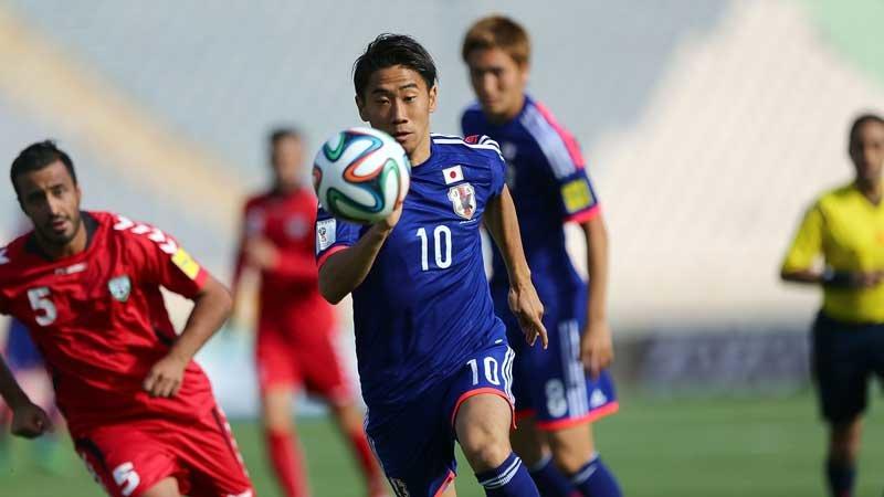 ようやく「格の違い」を見せた日本、アフガニスタンに6−0の完勝