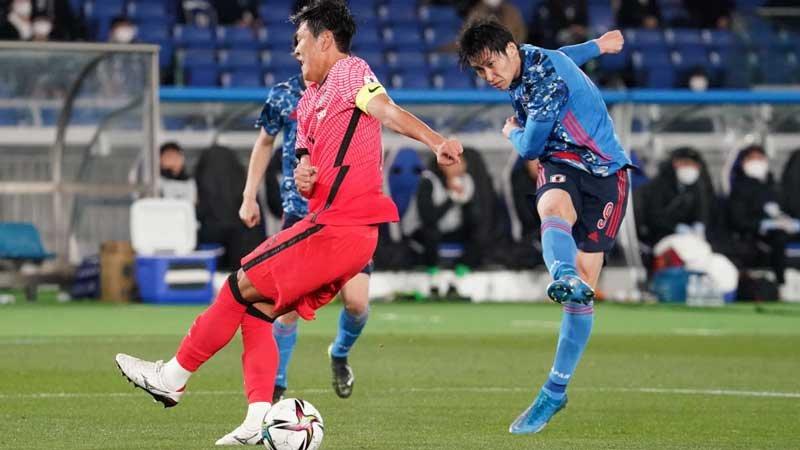 1年4ヶ月ぶりの国内戦、3得点のサッカー日本代表が韓国を完封し快勝!