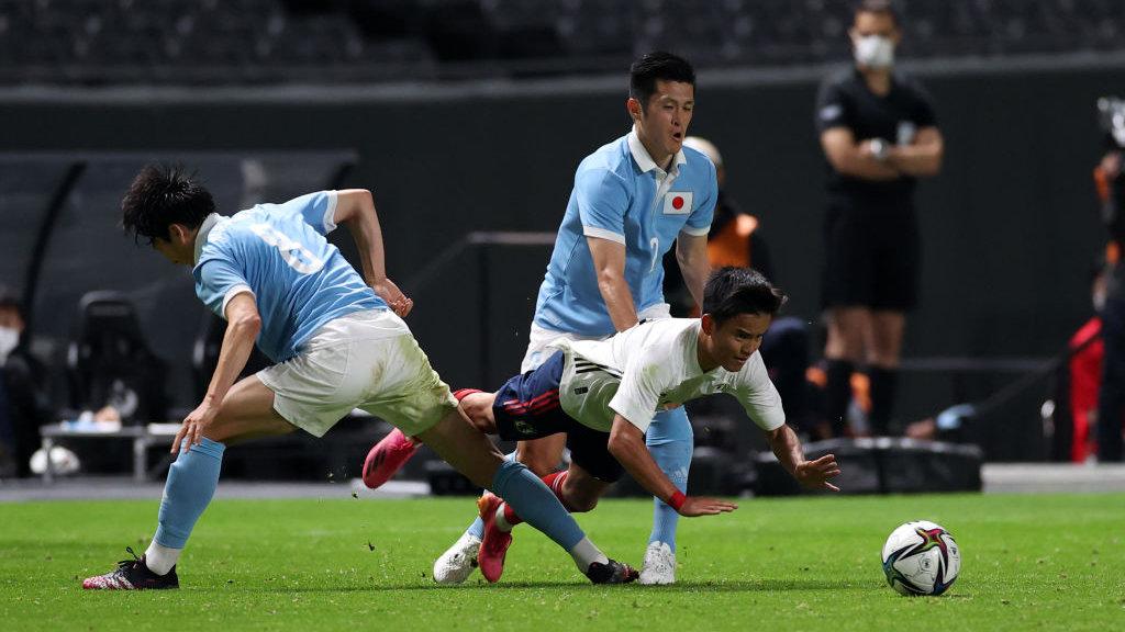 史上初の『兄弟対決』は完成度で勝るSAMURAI BLUEがU-24日本代表を3-0で一蹴