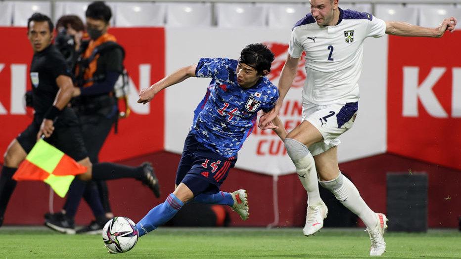 久々の欧州強豪国セルビア代表に日本が1-0勝利、伊東の先制点を守り切る