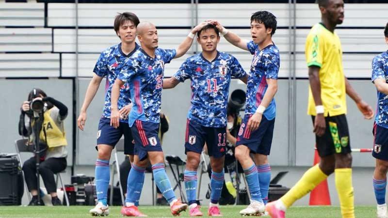 ジャマイカから4ゴール!メンバー選考前最後の試合はU−24日本代表が快勝