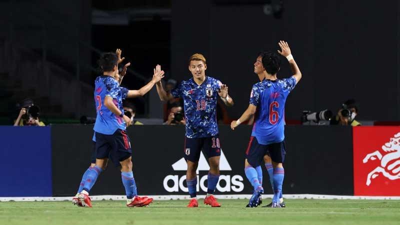 キャプテン吉田先制弾、エース堂安2発でU-24日本代表が本番直前強化試合でホンジュラスに快勝