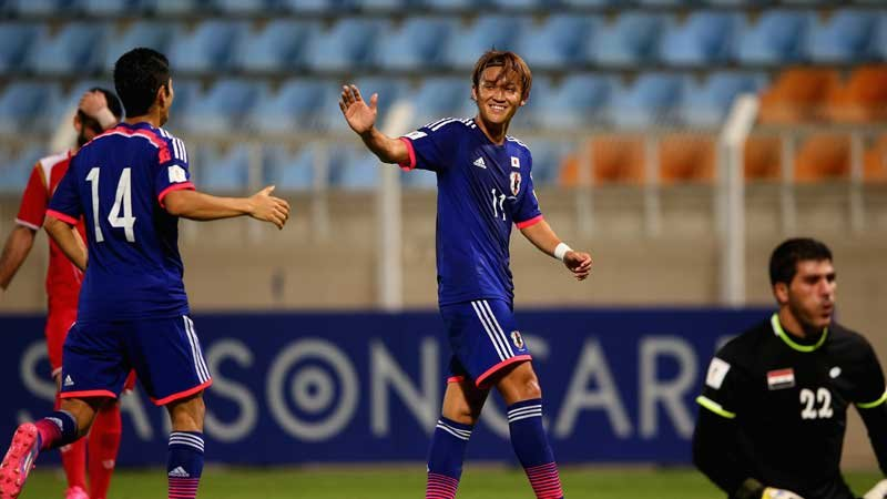 難敵シリアに3−0完勝のハリルジャパン、グループ首位に浮上