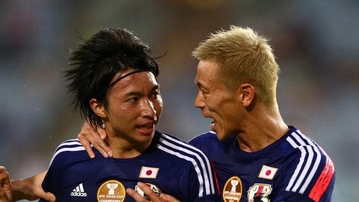 【ゴール動画】本田圭佑と柴崎岳、ふたりのアイデアが融合し、生まれたゴール