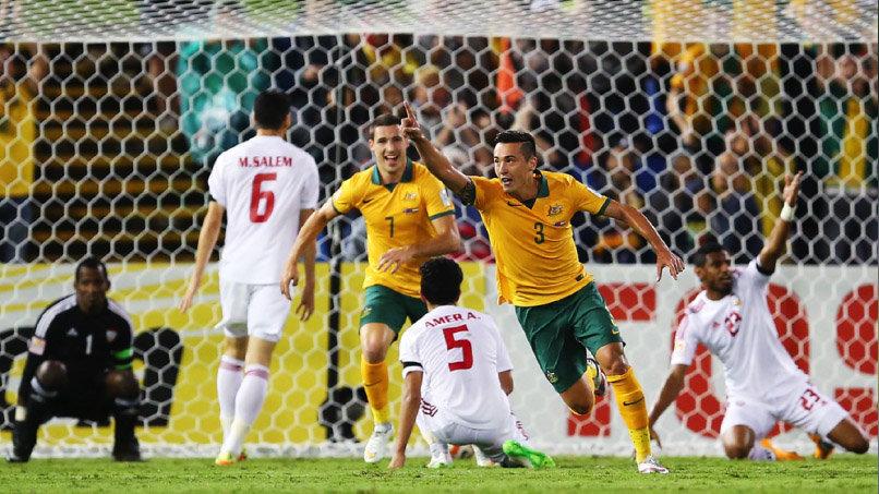 【公式動画】オーストラリア2大会連続決勝進出!UAEを2-0で下す