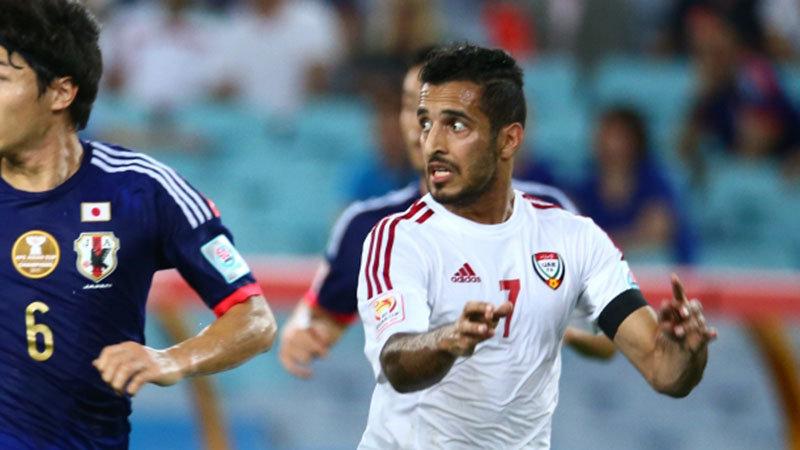 【アジアカップ・UAE全ゴール動画】オマール、マブフート、ハリルの『3本の矢』でゴールを量産