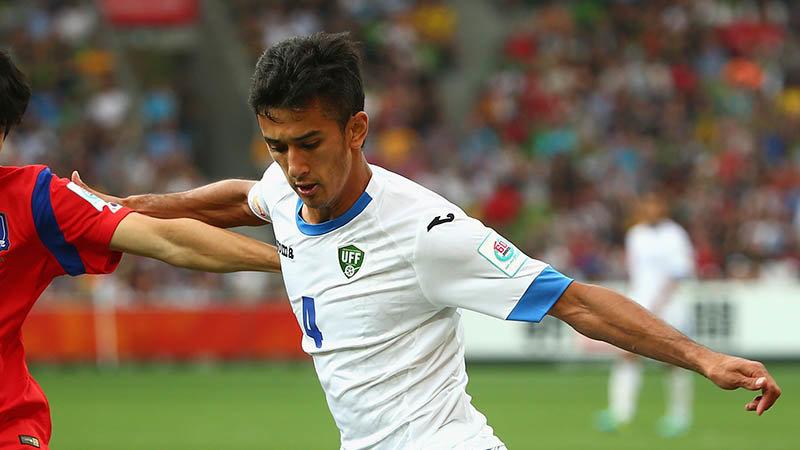 【アジアカップ・ウズベキスタン全ゴール動画】魅惑のレフティが正確なキックで2得点