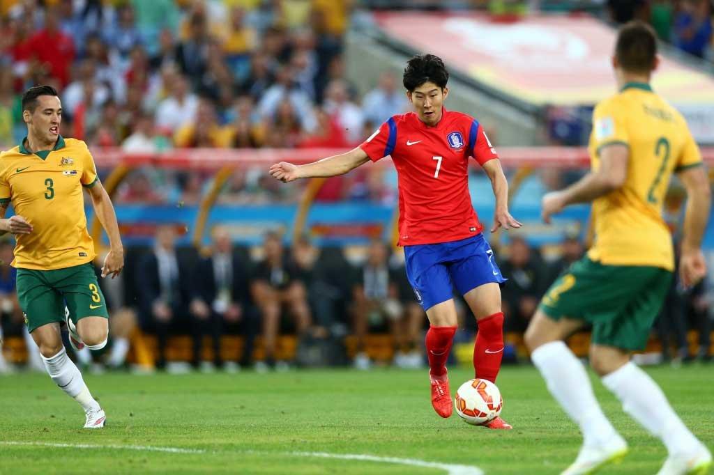 【アジアカップ・韓国全ゴール動画】ソン・フンミンが3ゴール。苦しい時間帯の得点でチームを救う