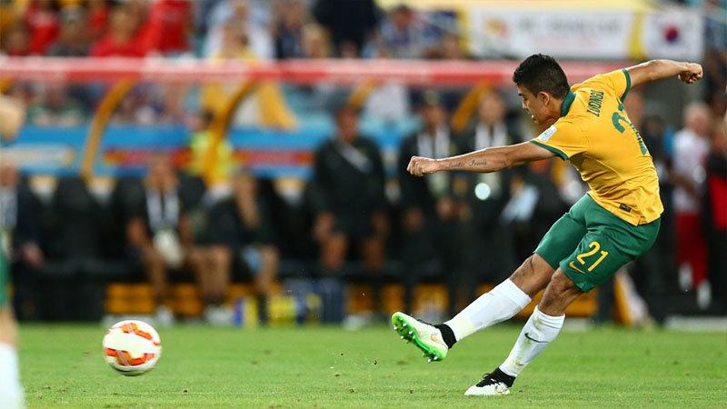 【アジアカップ・オーストラリア全ゴール動画】10人がゴールを決め、最多得点はケイヒル