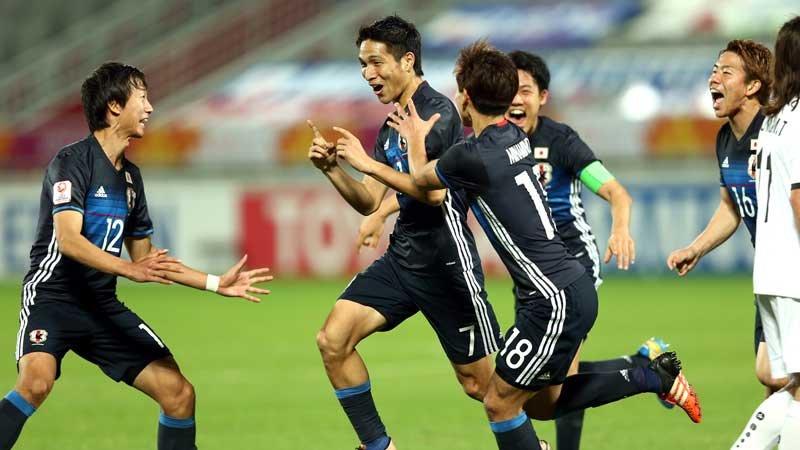 原川劇的弾でリオ五輪決めた!U−23日本代表がイラク代表に勝利