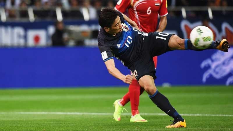 2次予選8試合で失点0 ハリルジャパン、シリアに圧勝で堂々の首位通過