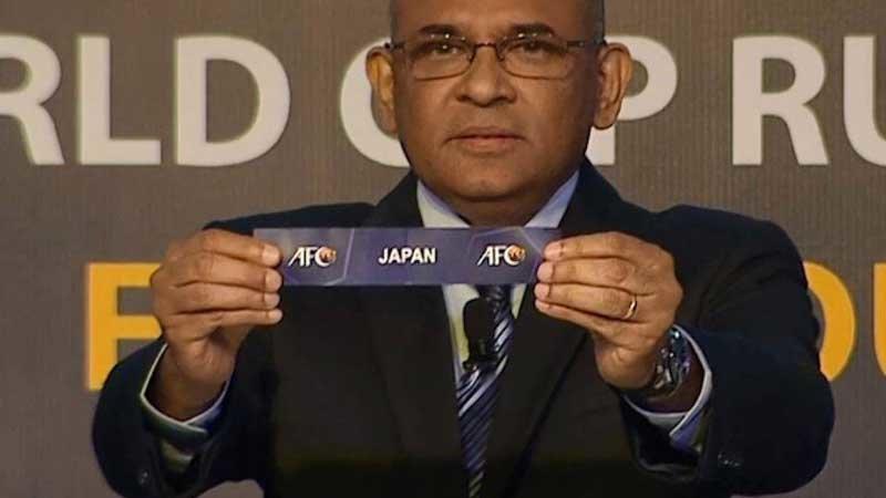 ロシアW杯アジア最終予選の組み合わせ決定!日本は豪州、サウジ、UAEと同組