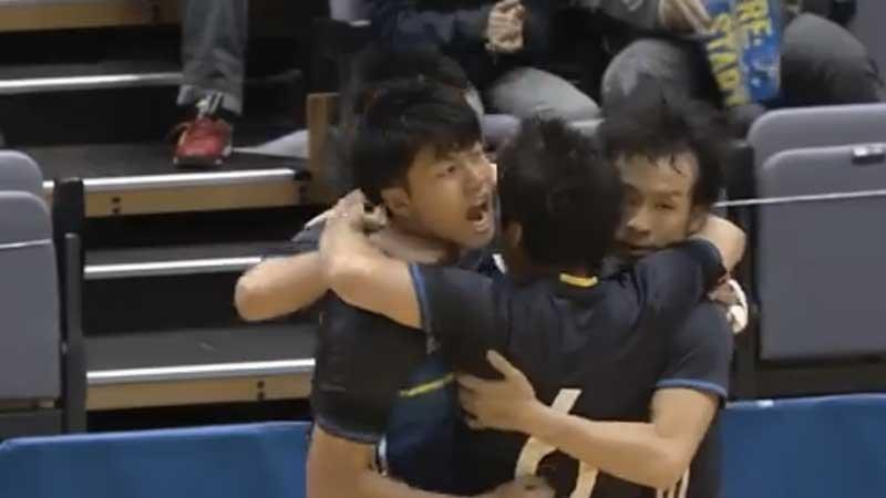 新生フットサル日本代表、因縁のベトナムに7−0快勝で上々のリスタート