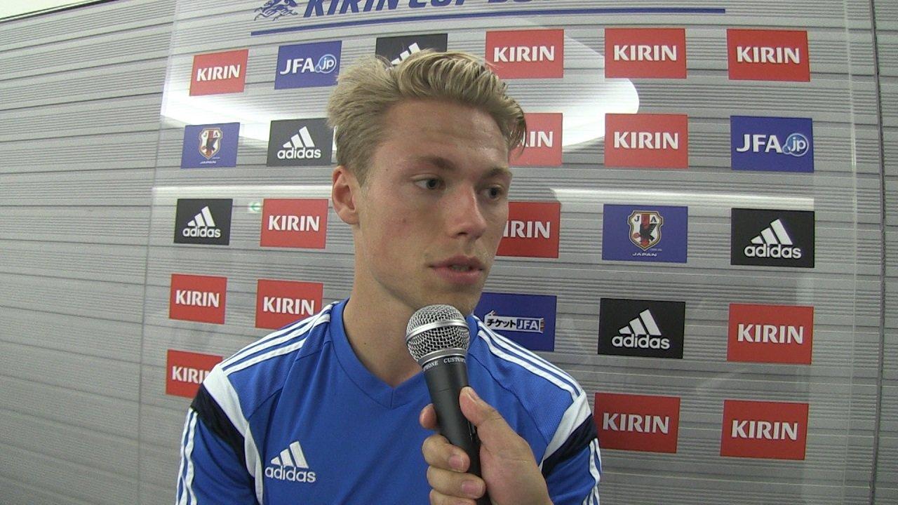 「どの大会でも優勝するために出場しています。」各国のビッグクラブが獲得を狙うデンマークの超逸材がキリンカップについて語る