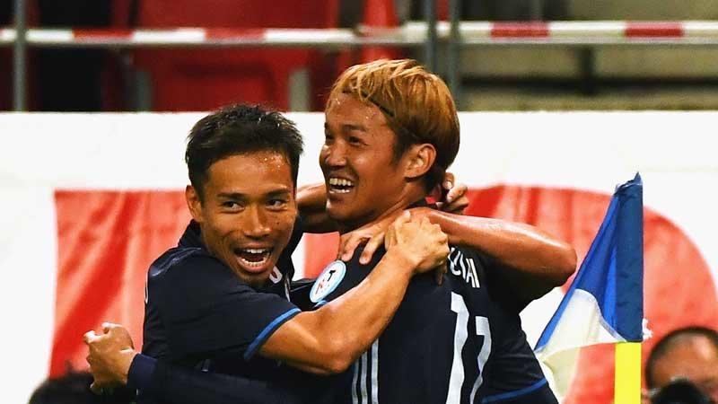ハリルジャパン、大量7得点でブルガリアを一蹴して決勝へ