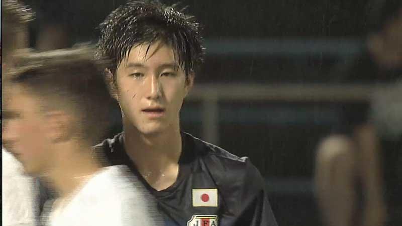 「00ジャパン」は久保だけじゃない。U-16日本代表がハンガリーに4発圧勝