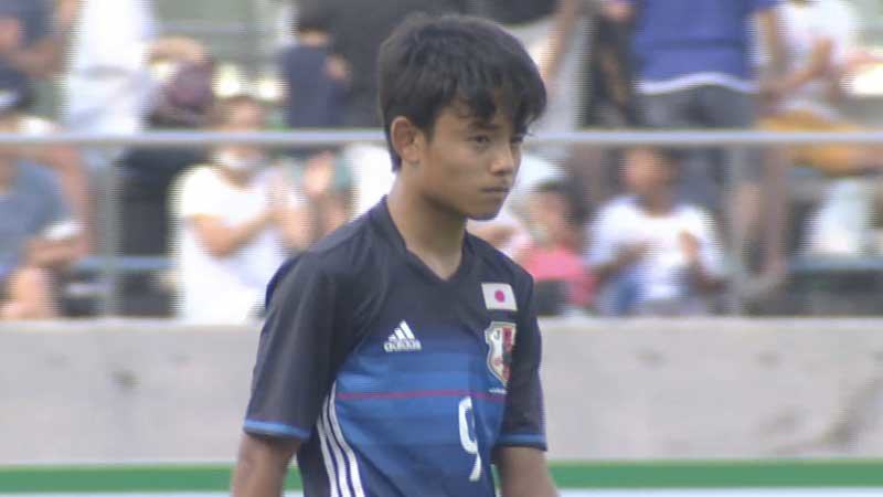 U-16日本代表、優勝はならずも大量得点勝利。U-17W杯出場権獲得に向け期待高まる