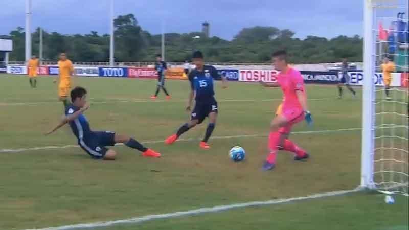 オーストラリアに完勝の日本はGS3連勝で一位突破、次はU-17W杯出場を賭けUAEとの大一番