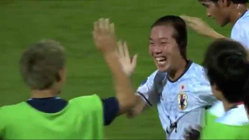 先発10人変更もベトナムに完勝、日本が10年ぶりの決勝進出決める